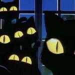 Аниме с кошками