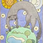 Всемирный день кошек — первое марта (день кошки в России)