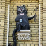 Кот Бегемот, Киев