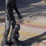 Памятник Бдительному Гражданину, поймавшему «Бегемота».