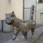 Кот Старого города, Клайпеда