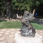 Памятник «У Лукоморья», Геленджик