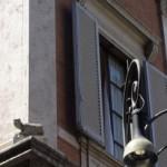 Кошачья улица (Via della Gatta), Рим