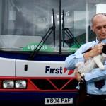 Каспер, автобусный кот