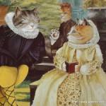 Кошки и Уильям Шекспир