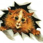 Луис Уэйн: кошки гениального безумца