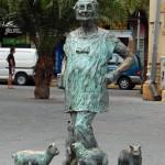 Памятник «Лолита Плюма», Испания