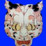 Кошки на гравюрах японского мастера укиё-э Утагавы Куниёси