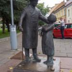 Памятник доктору Цемаху Шабаду, Вильнюс