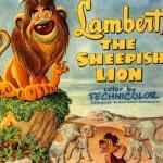 Ламберт - кроткий лев (Lambert the Sheepish Lion)