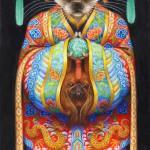 Кошки на иллюстрациях Полин Эллисон