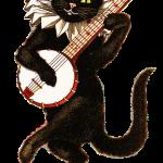 Сбор денег на первый альбом музыки для кошек появился на краудфандинговом проекте Kickstarter