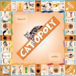 Котополия - Монополия для любителей кошек
